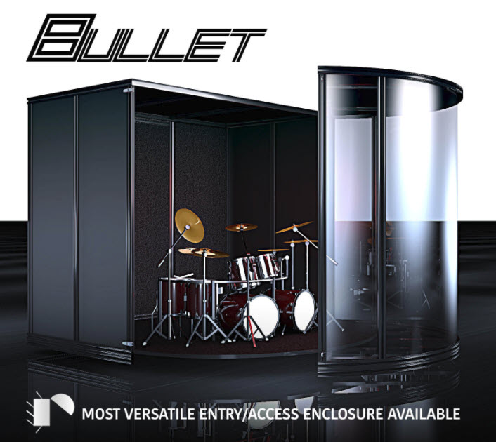 Drum Cages For Churches : drum enclosure drum isolation booth drum cages for churches drum booth ~ Vivirlamusica.com Haus und Dekorationen